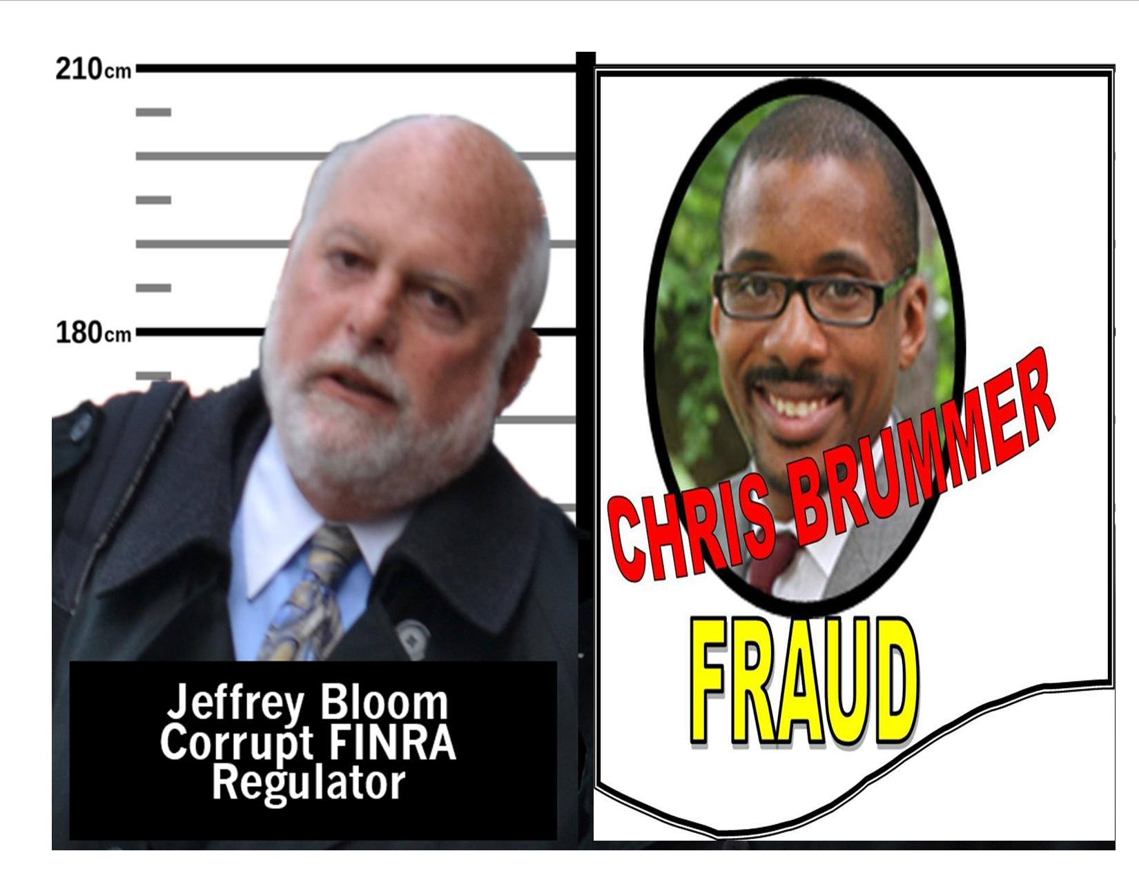 FINRA-STAFFER-JEFFREY-BLOOM-CHRIS-BRUMMER-GEORGETOWN-LAW-SCHOOL-FRAUD