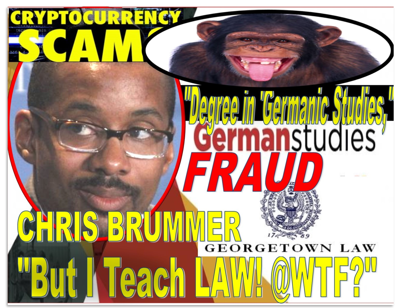 RACHEL LOKO, SEC, Chris Brummer, Georgetown Law Center, Professor, Cryptocurrency, Germanic Studies, Daren Garcia, Nicole Gueron, Ashleigh Hunt, lawyer, fraud