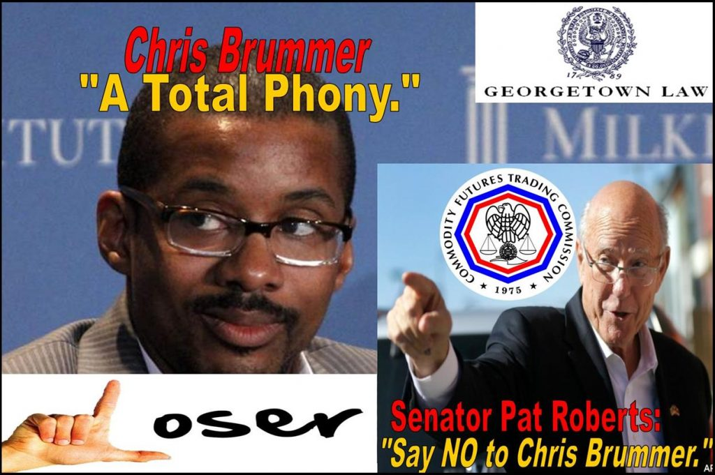 Senate-Rejects-Georgetown-Professor-Chris-Brummer-CFTC-Nomination-Dr.-Bratwurst-Burned-in-Fraud-Claims